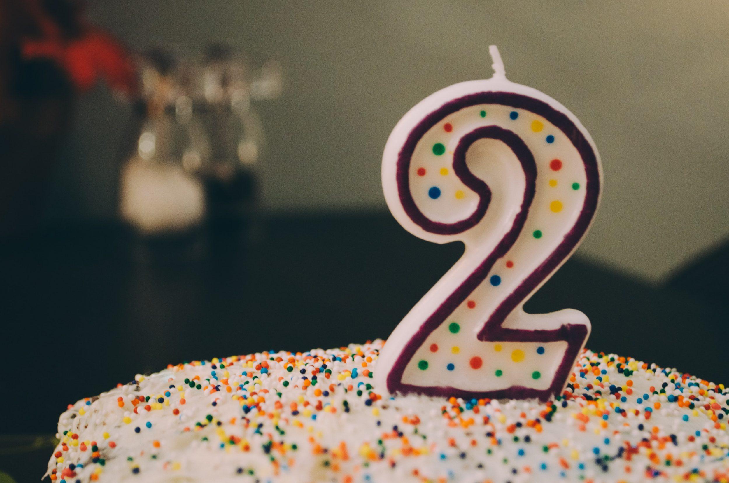 2º Aniversario de La Vida Sin Hijos