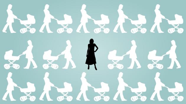 Afrontando el día de la Madre como Mujer sin hijos